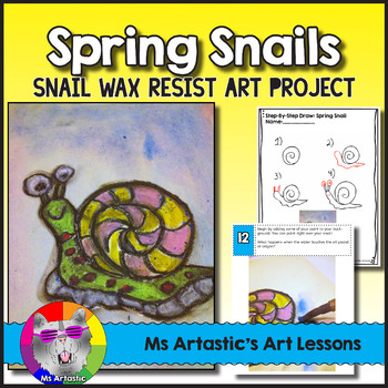 Spring Art Lessons, Bundle