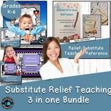 Relief Teaching Survival Kit- 3 in one Bundle