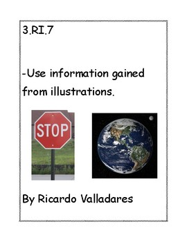 3.RI.7 Gain information from illustrations