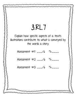 3.RL.7 Illustration and Mood Assessment Pack of 3