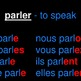 3 Regular and 5 Irregular Verbs in French