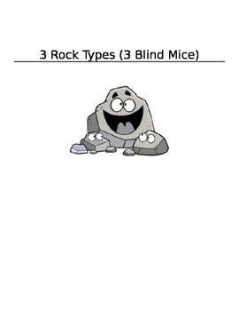 3 Rock Types