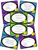 3 SETS of Prefix & Suffix Task Cards/Scoot Game - grades 2-4