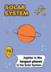 3 SUPER POSTERS for KIDS ( Solar System )
