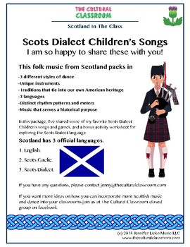 3 Scottish Children's Songs with Games & Movements