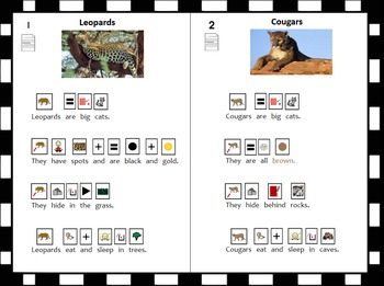 3 Sets of Compare & Contrast Paired Passages with Comprehension (Level C/D)