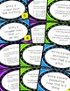 3 Sets of Nouns Task Cards/Scoot Game - Grades 2-4, Common Core Aligned