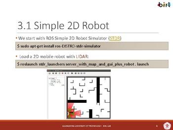 04. Simulation in ROS