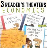 3 Social Studies Reader's Theaters: Economics