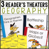 3 Social Studies Reader's Theaters: Geography