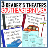 3 Social Studies Reader's Theaters: Geography Southeastern USA