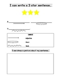 3 Star Sentence Helper