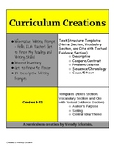 Classroom Start of Year Activities and Curriculum Template