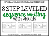 3 Step Sequence Writing (includes class visuals and levele