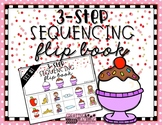 3-Step Sequencing Flip Book {Set 1}