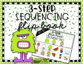 3-Step Sequencing Flip Book {Set 2}
