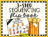3-Step Sequencing Flip Book {Set 3}