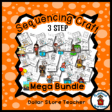 3 Step Sequencing Reader Mat & Craft Page Mega Bundle