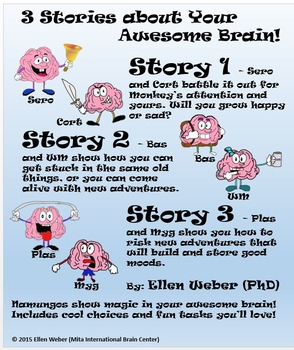 3 Stories about Your Awesome Brain
