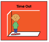 3-Strike to Time Out Visual