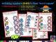 3 Superhero Math Activities-Matching Numerals, Names, Tracing, Ten Frames More