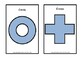 3 TASK BOXES for MULT-SENSORY SHAPES / PRE-WRITING and LETTERS