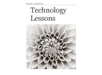 3 Technology Lessons