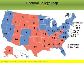 3. The Constitution - Lesson 6 of 6 - Electoral College & Census