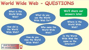 3. The World Wide Web