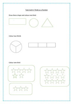 3 Times Tables Task Cards