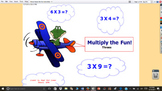 3 Times the Fun Multiplication Interactive Activities for