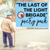 """3 Tools for Teaching """"The Last of the Light Brigade"""" by Ru"""