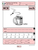3 Triple Qudruple Consonant Worksheets