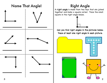 3 Types of Angles: Right, Acute, and Obtuse