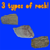3 Types of Rock - Music Video