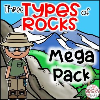 3 Types of Rocks MEGA PACK