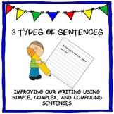 3 Types of Sentences