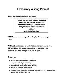 3 Valentine-Themed Expository Prompts Children's Books Set B 3rd 4th 5th Grades