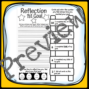 S.M.A.R.T. Goals Booklet