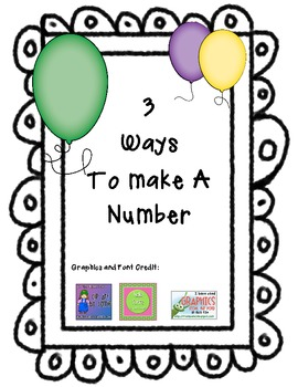 3 Ways To Make A Number