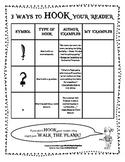 3 Ways to Hook Readers