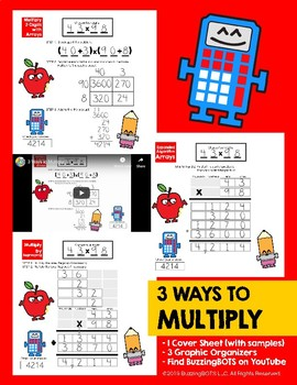 3 Ways to Multiply