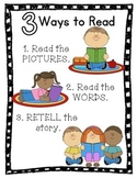 3 Ways to Read Poster