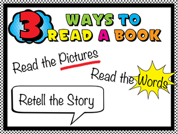 3 Ways to Read a Book