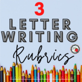 3 Ways to Use Letter Writing in Secondary ELA Rubrics Incl