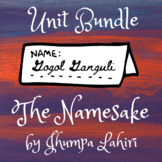 3-Week Unit on The Namesake by Jhumpa Lahiri