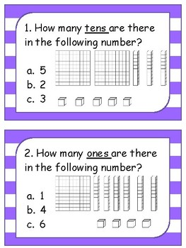 3 and 4 Digit Place Value Scoots