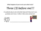 3 before me!