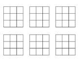 3 by 3 Math Grid
