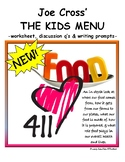 3 day nutrition unit for teens: featuring Joe Cross' THE KIDS MENU documentary